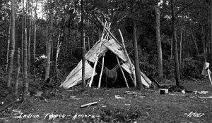 Ojibway Ojibwe Native Surnames Kenora Ontario