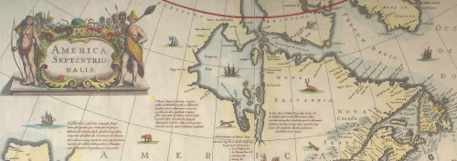Historical Map Canada   Genealogy French Canadians and First Peoples