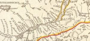 QUEBEC SURNAMES: Jarosson + Beraud, Dubreuil LOCATION: Quebec | Filles du Roi