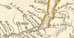 QUEBEC SURNAMES: Bacquet, Lamontagne, Philippe LOCATION: Quebec | Filles du Roi