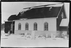 Sept-Iles, Quebec First Nations | Church, chapel | Historic image