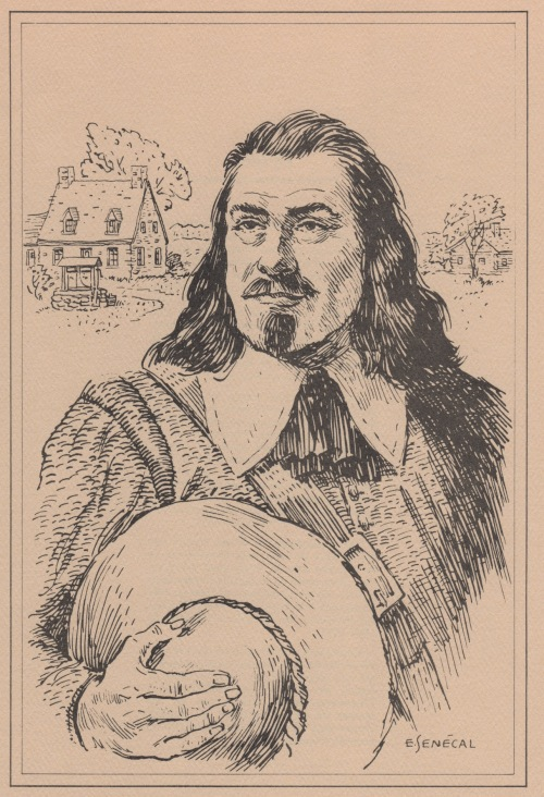 DOUCET | My ancestor Germain Doucet arrived in Acadie with Commander Isaac de Racily by the year 1640.