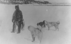 Traditional Eskimo clothing