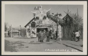 Chief Poking Fire Museum - Caughnawaga (Kahnawake) | Quebec First Nations, Iroquois, Mohawk